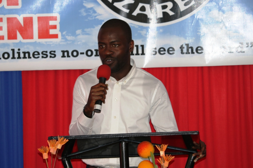 Pst. Christian Ngungu