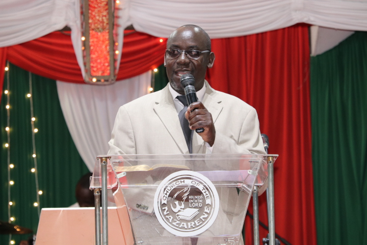 Rev. Richard Awanda